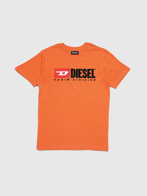 TJUSTDIVISION, Orange - T-shirts et Hauts