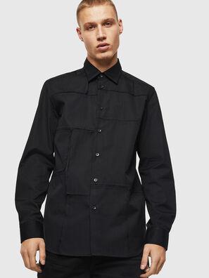 S-AUDREY, Noir - Chemises