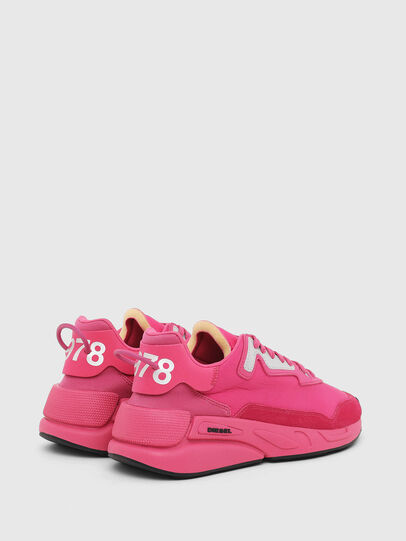 Diesel - S-SERENDIPITY LC W, Rose Fluo - Baskets - Image 3