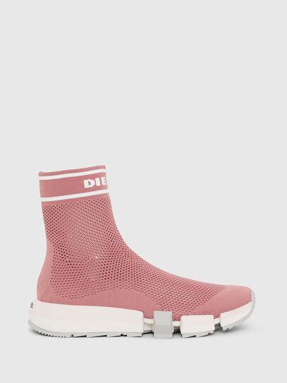Diesel - H-PADOLA NET W, Rose - Sneaker - Image 1