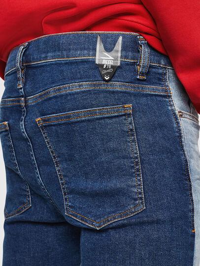Diesel - D-Istort 085AU, Bleu moyen - Jeans - Image 4