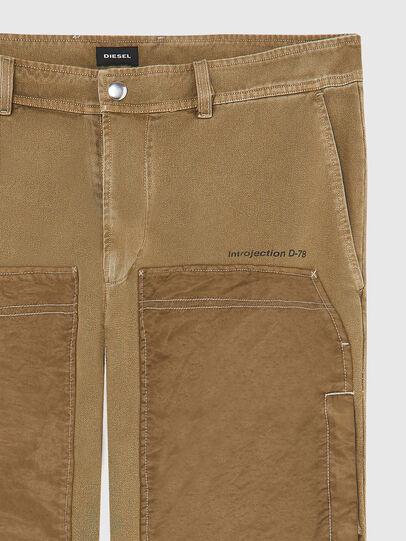 Diesel - P-TRENT, Marron Clair - Pantalons - Image 3