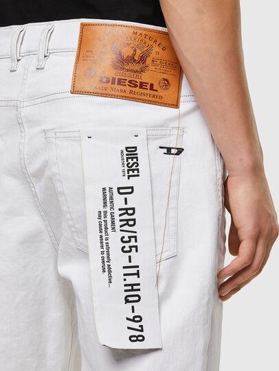 Diesel - D-Vider 003AF, Blanc - Jeans - Image 4