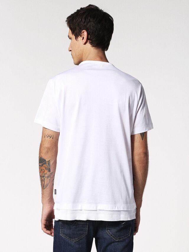 T-SCOTT, Blanc