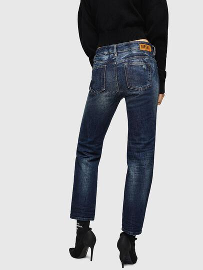 Diesel - D-Rifty 089AL, Bleu Foncé - Jeans - Image 2