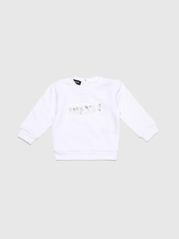 SRALLYB, Blanc - Pull Cotton