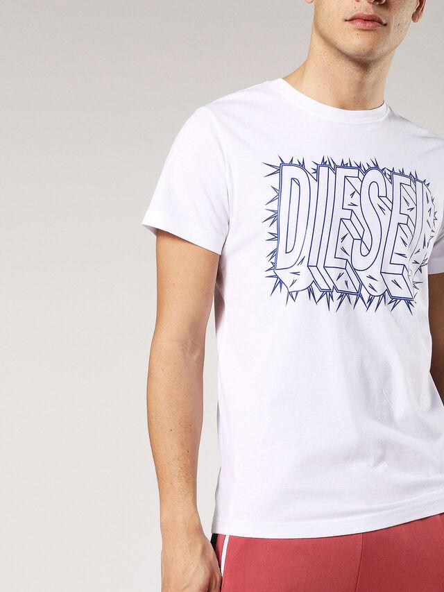 T-DIEGO-SL, Blanc