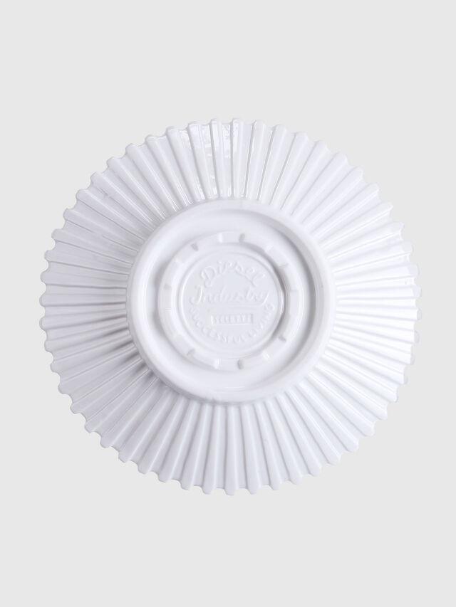 Diesel - 10990 MACHINE COLLEC, Blanc - Assiettes - Image 2