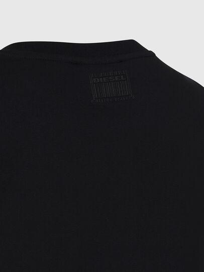 Diesel - T-DARIA-E31, Noir - T-Shirts - Image 3