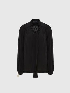 C-DUANE-A, Noir - Chemises