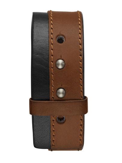 Diesel - DA1202, Marron - Bracelets - Image 3