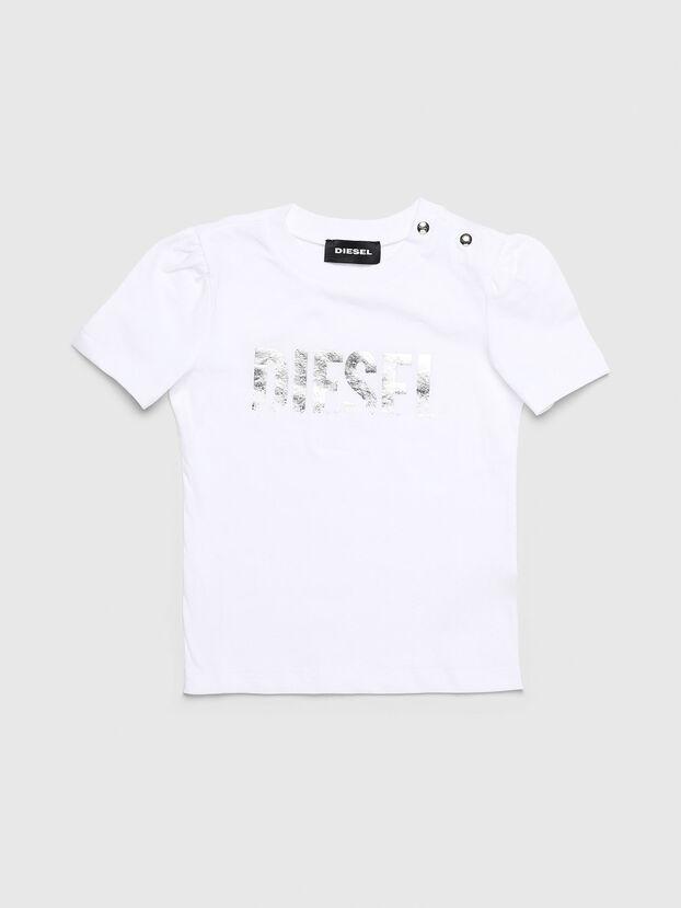 TRALLYB, Blanc - T-shirts et Hauts