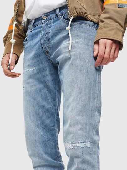 Diesel - D-Bazer 0095V, Bleu Clair - Jeans - Image 3
