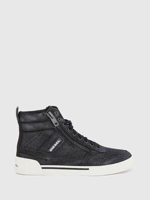 S-DVELOWS, Noir - Baskets