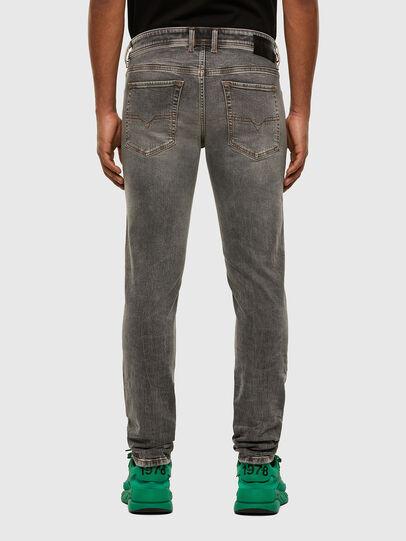 Diesel - Sleenker 009FW, Gris Clair - Jeans - Image 2