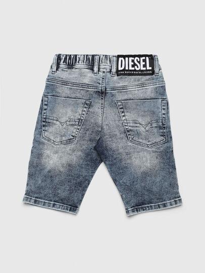 Diesel - KROOLEY-NE-J SH, Bleu Clair - Shorts - Image 2
