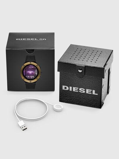 Diesel - DT2016, Noir/Bronze - Smartwatches - Image 5
