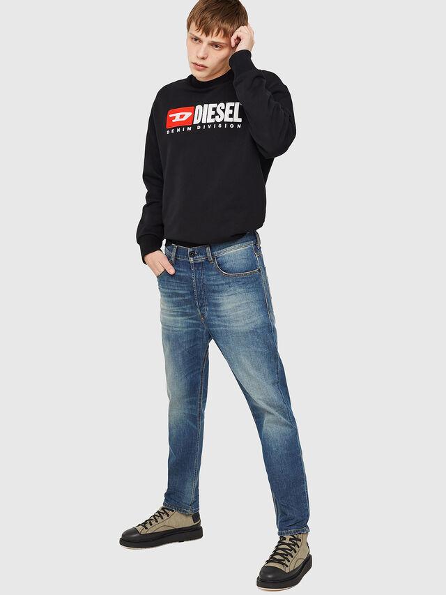 Diesel - D-Eetar 089AR, Bleu Foncé - Jeans - Image 4