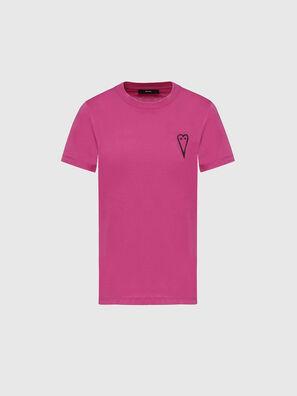 T-SILY-E50, Fuchsia - T-Shirts