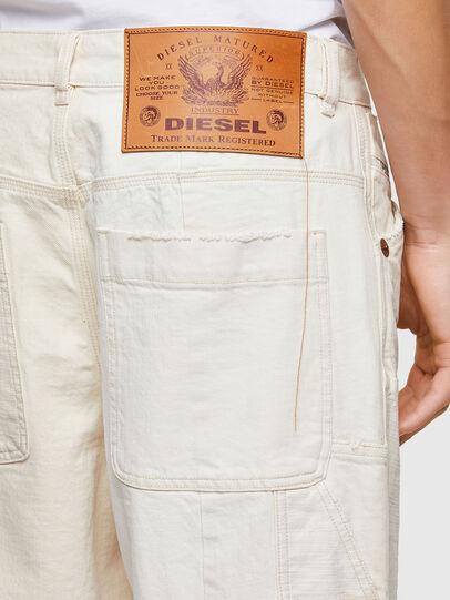 Diesel - D-FRAN-SP1, Blanc - Pantalons - Image 4