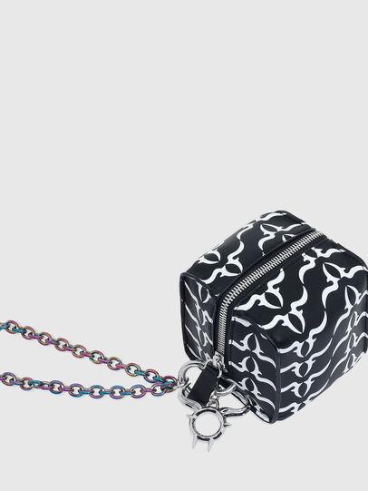 Diesel - CL - THIRDY BULL LOG, Noir - Bijoux et Gadgets - Image 7