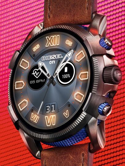 Diesel - DT2009, Marron - Smartwatches - Image 2