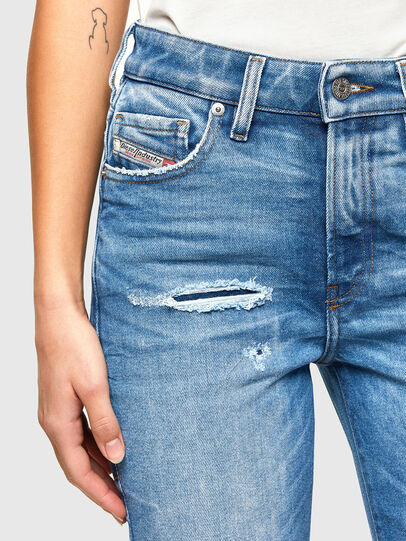 Diesel - D-Joy 009MV, Bleu Clair - Jeans - Image 3