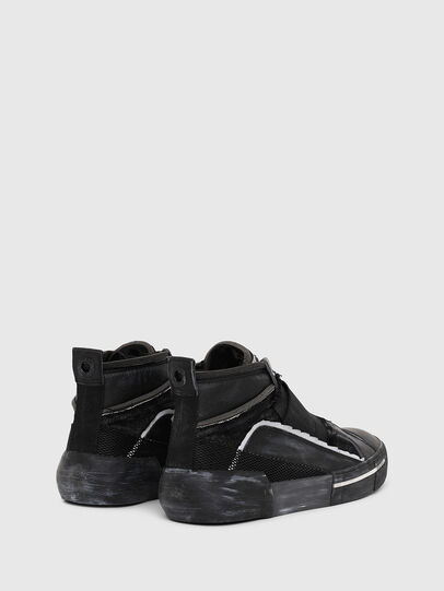 Diesel - S-DESE DEC, Noir - Baskets - Image 3