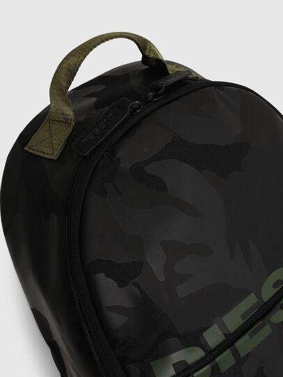 Diesel - BOLD BACKPACK, Noir/Vert - Sacs - Image 5