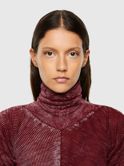 Diesel - M-ISABELLE, Marron - Pull Maille - Image 4