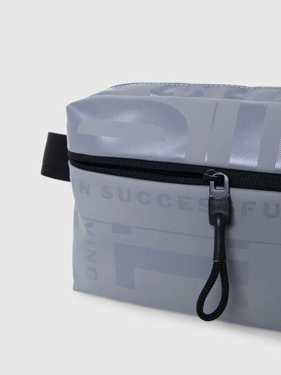 Diesel - X-BOLD BELTBAG, Gris - Sacs ceinture - Image 5