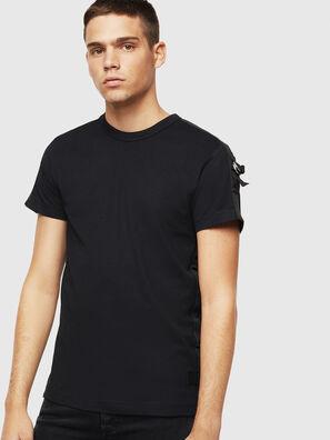T-VAS, Noir - T-Shirts