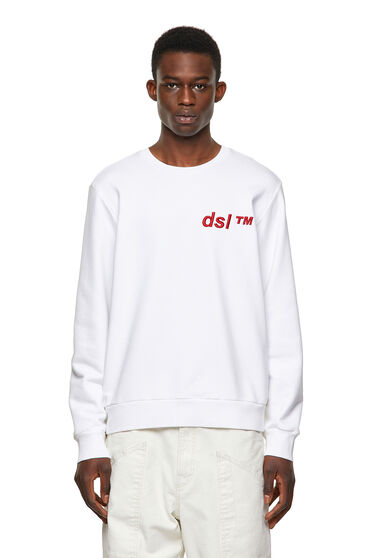 Sweat-shirt Green Label avec logo DSL™