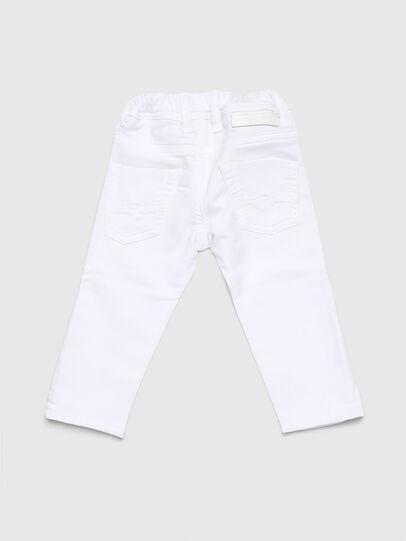 Diesel - KROOLEY JOGGJEANS-B-N, Blanc - Jeans - Image 2