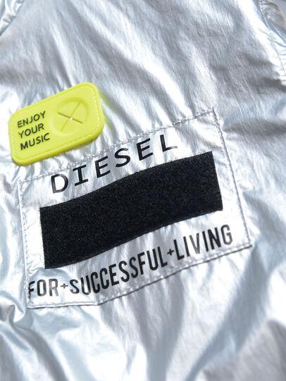 Diesel - JMATISE, Gris argenté - Vestes - Image 3