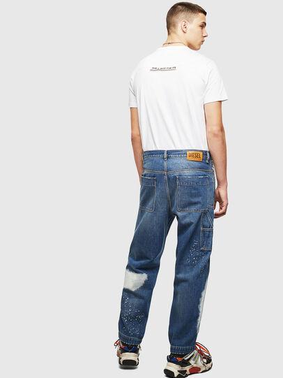 Diesel - D-Franky 009CB, Bleu moyen - Jeans - Image 2