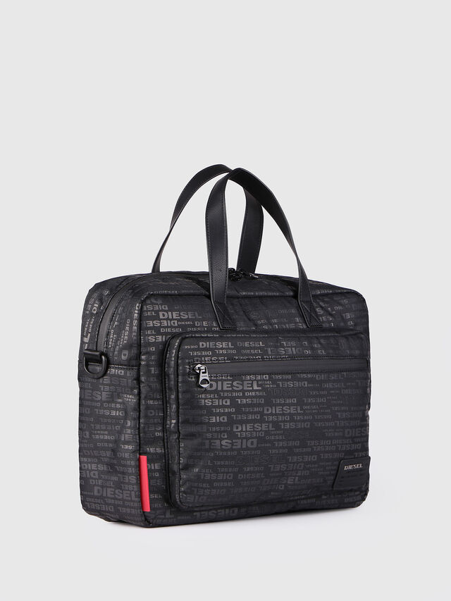 Diesel - F-DISCOVER BRIEFCASE, Noir - Attachés case - Image 2