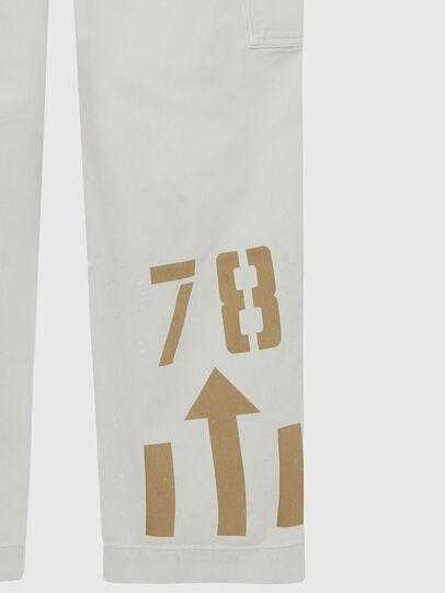 Diesel - D-Franky 009BZ, Blanc - Jeans - Image 3
