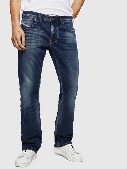 Diesel - Larkee 083AD, Bleu Foncé - Jeans - Image 1