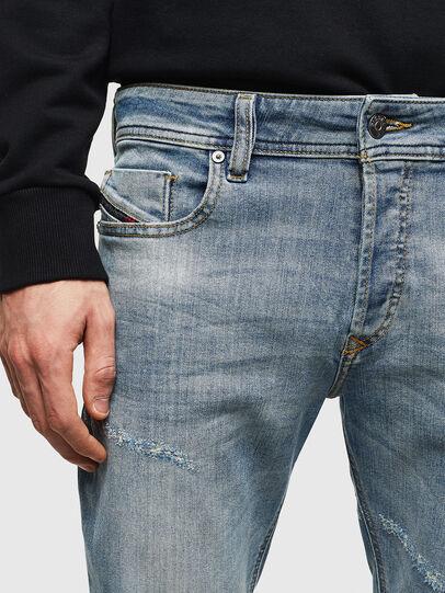 Diesel - Sleenker CN057, Bleu Clair - Jeans - Image 3