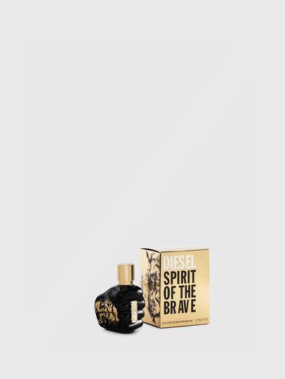 Diesel - SPIRIT OF THE BRAVE 35ML, Noir/Doré - Only The Brave - Image 1