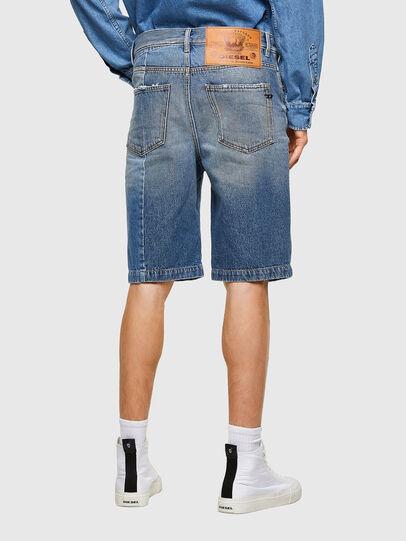 Diesel - D-MACS-SHORT-T-SP, Bleu Clair - Shorts - Image 2