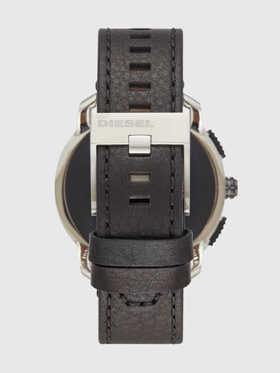Diesel - DT2014, Noir/Gris argenté - Smartwatches - Image 2