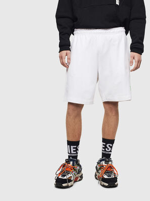 P-BOXIER, Blanc - Shorts