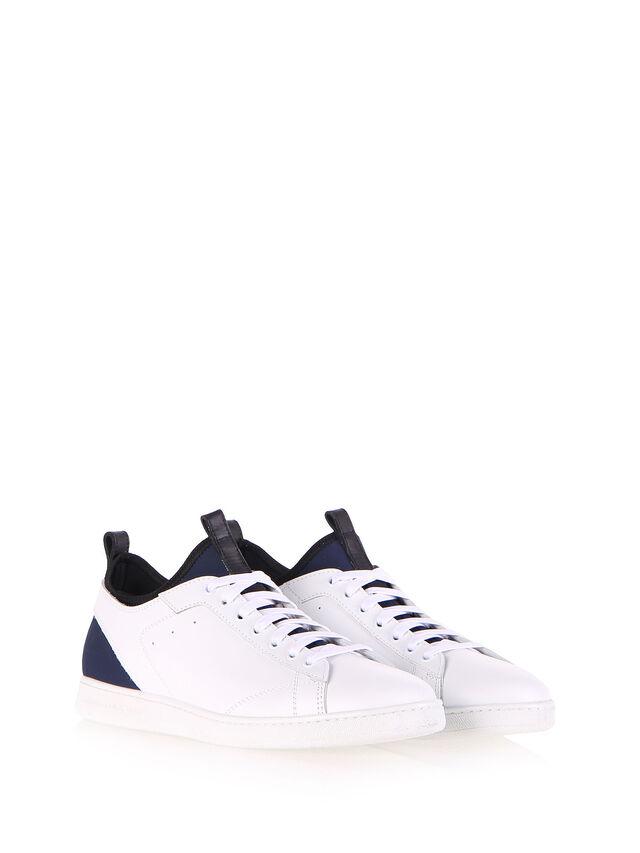 Diesel - S18ZERO, Blanc - Sneaker - Image 2