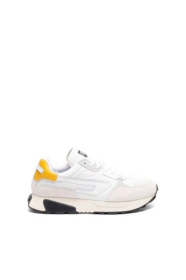 Sneakers style running avec logo D