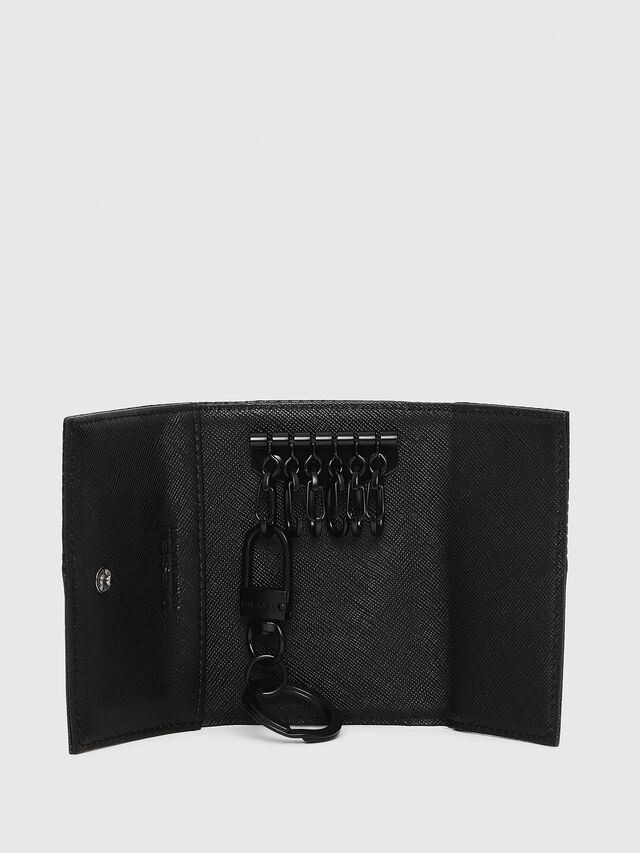 Diesel - KEYCASE O, Noir - Bijoux et Gadgets - Image 3