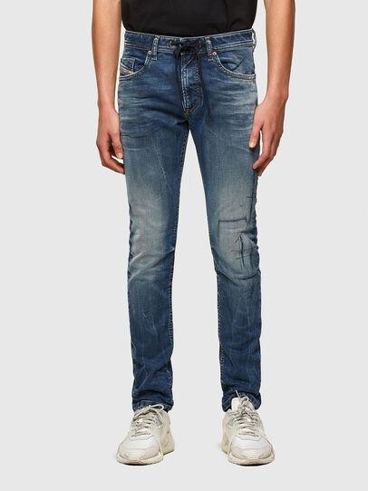 Diesel - Thommer JoggJeans® 069SZ, Bleu Foncé - Jeans - Image 1