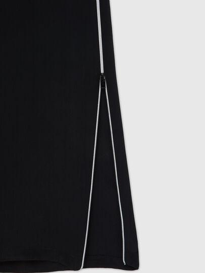 Diesel - P-CHINILLE-WOV, Noir - Pantalons - Image 5