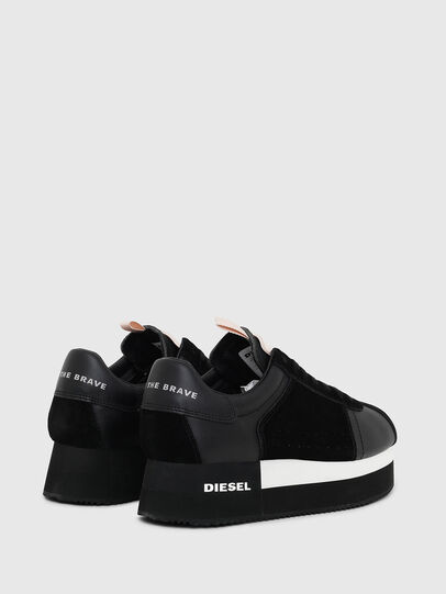 Diesel - S-PYAVE WEDGE, Noir - Baskets - Image 3